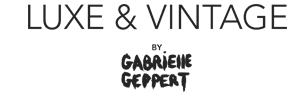 Gabrielle Geppert Paris - Boutique Luxe &amp; Vintage - Online Shop